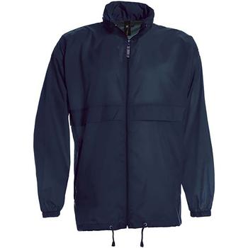 Vêtements Homme Coupes vent B And C Sirocco Bleu marine