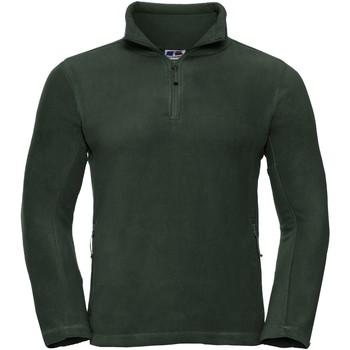 Vêtements Homme Polaires Russell Polaire à fermeture zippée BC1438 Vert bouteille