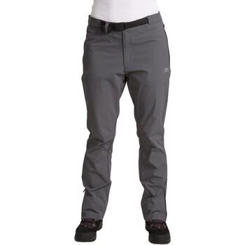 Vêtements Femme Pantalons cargo Trespass Stormlight Gris