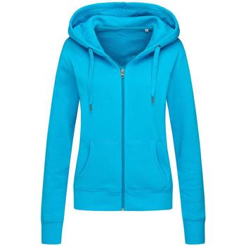 Vêtements Femme Sweats Stedman Active Bleu