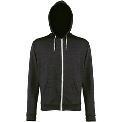 Vêtements Homme Sweats Awdis Hooded Noir chiné