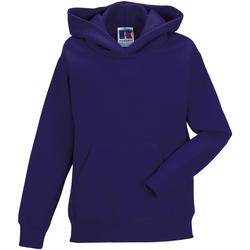 Vêtements Enfant Sweats Jerzees Schoolgear Hooded Pourpre