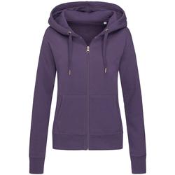Vêtements Femme Sweats Stedman Active Violet