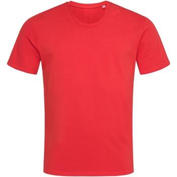 Vêtements Homme T-shirts manches courtes Stedman  Rouge