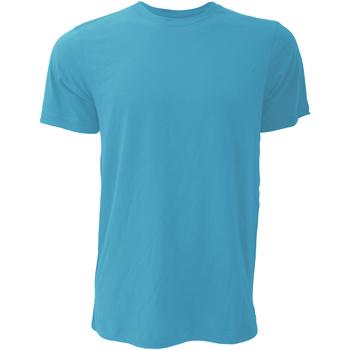 Vêtements Homme T-shirts manches courtes Bella + Canvas Jersey Eau chinée