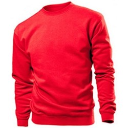 Vêtements Homme Sweats Stedman Classics Classics Rouge