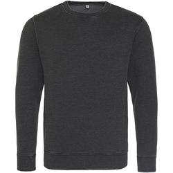 Vêtements Homme Sweats Awdis Washed Look Noir délavé