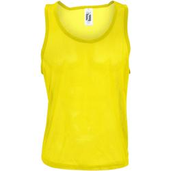 Vêtements Homme Débardeurs / T-shirts sans manche Sols Anfield Citron