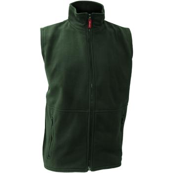 Vêtements Homme Gilets / Cardigans Result Active Vert forêt
