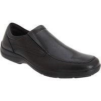 Chaussures Homme Mocassins Imac Gusset Noir