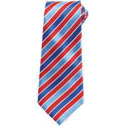 Vêtements Homme Cravates et accessoires Premier Stripe Bleu roi/Rouge