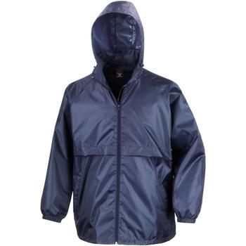 Vêtements Homme Coupes vent Result R205X Bleu marine