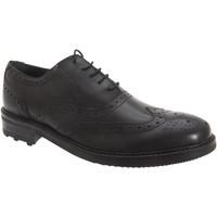 Chaussures Homme Richelieu Roamers Oxford Noir