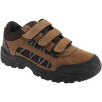 Chaussures Garçon Randonnée Dek Ascend Kaki/Marron