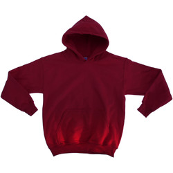 Vêtements Enfant Sweats Gildan 18500B Bordeaux