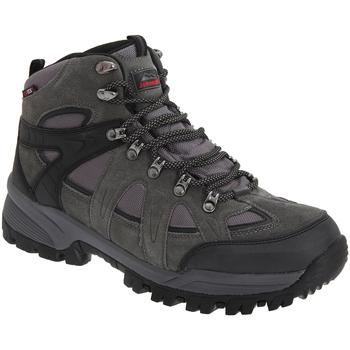 Chaussures Homme Randonnée Johnscliffe Andes Gris foncé