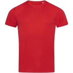 Vêtements Homme T-shirts manches courtes Stedman Active Rouge