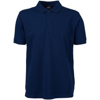 Vêtements Homme Polos manches courtes Tee Jays Stretch Bleu marine