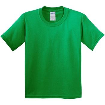 Vêtements Enfant T-shirts manches courtes Gildan 64000B Vert irlandais