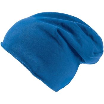 Accessoires textile Bonnets Atlantis Jersey Bleu roi
