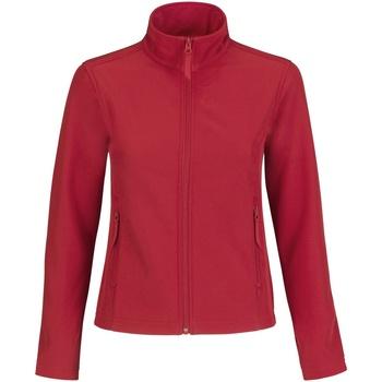 Vêtements Femme Polaires B And C Softshell Rouge