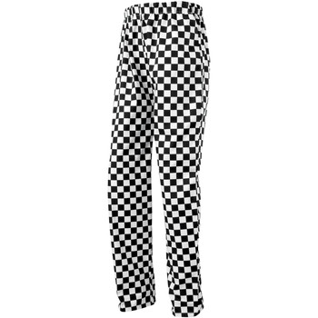 Vêtements Pantalons fluides / Sarouels Premier  Noir/Blanc