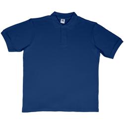 Vêtements Homme Polos manches courtes Sg SG50 Bleu marine