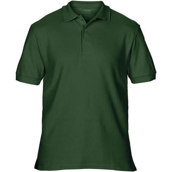 Vêtements Homme Polos manches courtes Gildan Premium Vert foncé