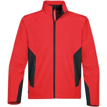 Vêtements Homme Vestes de survêtement Stormtech Softshell Rouge/Noir