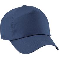Accessoires textile Fille Casquettes Beechfield Baseball Bleu marine
