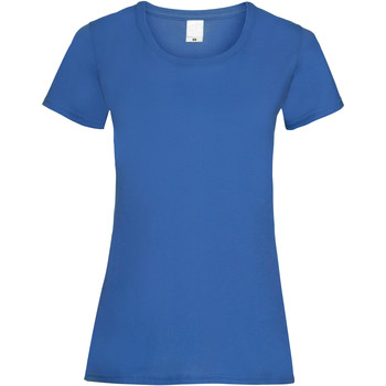 Vêtements Femme T-shirts manches courtes Universal Textiles Casual Cobalt
