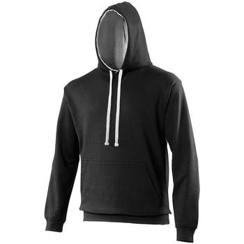 Vêtements Homme Sweats Awdis Varsity Noir/ Gris chiné