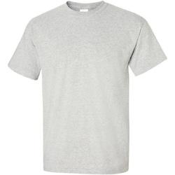 Vêtements Homme T-shirts manches courtes Gildan Ultra Gris cendre
