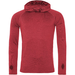 Vêtements Homme T-shirts manches longues Awdis Cowl Neck Rouge