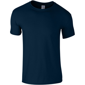 Vêtements Enfant T-shirts manches courtes Gildan 64000B Bleu marine