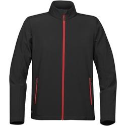 Vêtements Homme Blousons Stormtech Softshell Noir / rouge
