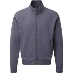 Vêtements Homme Gilets / Cardigans Russell Authentic Gilet zippé RW5509 Gris convoi