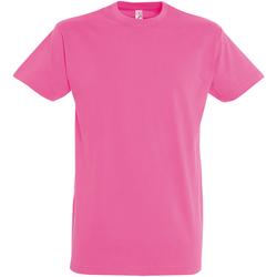 Vêtements Homme T-shirts manches courtes Sols Imperial Rose