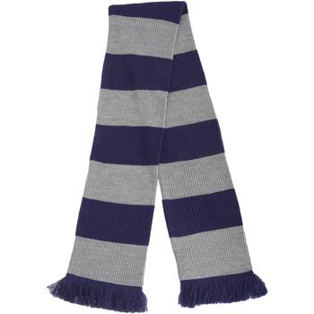 Accessoires textile Echarpes / Etoles / Foulards Floso Knitted Bleu/Argent