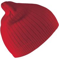 Accessoires textile Homme Bonnets Result RC74 Rouge