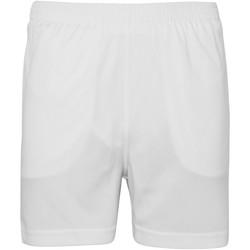 Vêtements Enfant Shorts / Bermudas Awdis JC80J Blanc arctique