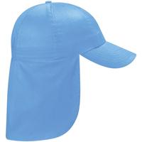 Accessoires textile Enfant Casquettes Beechfield Legionnaire Bleu ciel