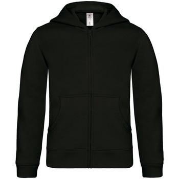 Vêtements Enfant Sweats B And C B421B Noir