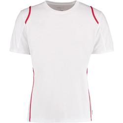 Vêtements Homme T-shirts manches courtes Gamegear Cooltex Blanc/Rouge