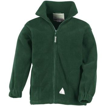 Vêtements Enfant Polaires Result R36JY Vert