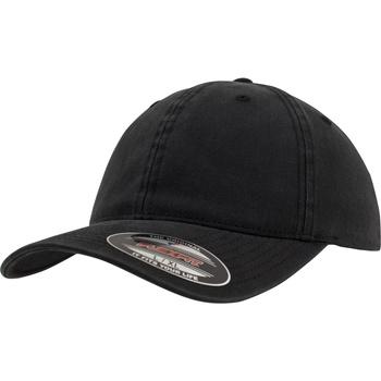 Accessoires textile Casquettes Flexfit Baseball Noir