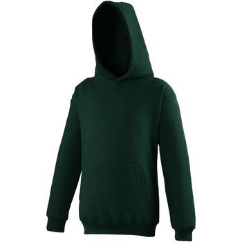 Vêtements Enfant Sweats Awdis Hooded Vert forêt