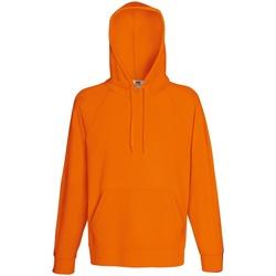 Vêtements Homme Sweats Fruit Of The Loom 62140 Orange