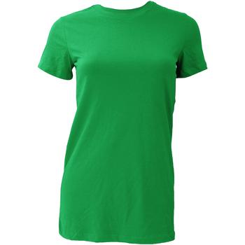 Vêtements Femme T-shirts manches courtes Bella + Canvas BE6004 Vert tendre