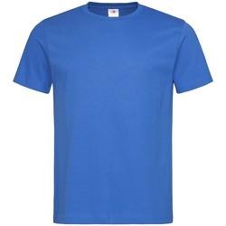 Vêtements Homme T-shirts manches courtes Stedman Comfort Bleu roi